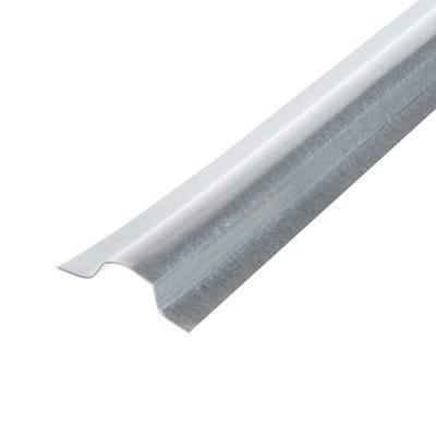 Galvanised Steel Channel 37mm x 2m