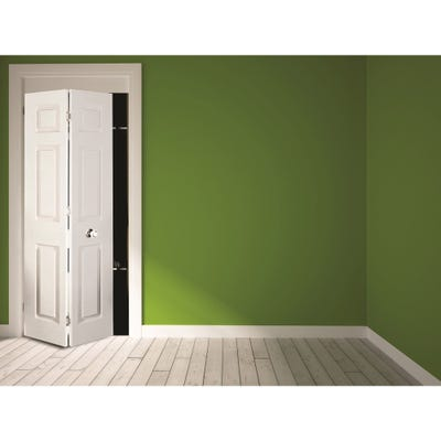 Bifolding Wardrobe Door Kit 1070mm (Bifold) 14kg