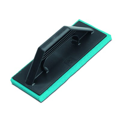 Rubi Trowel Soft Rubber Foam Green