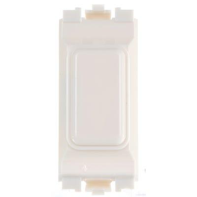 MK Aspect Blank Inserts White K4880WHI