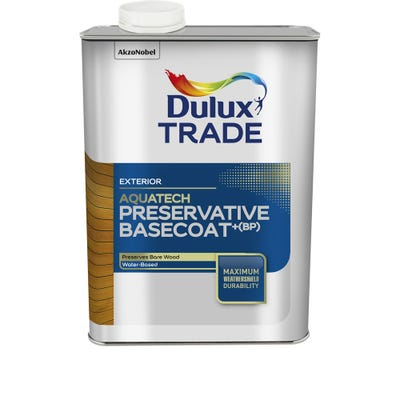 Dulux Trade Aquatech Preservative Basecoat