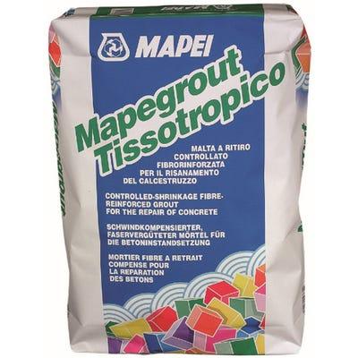 Mapei Mapegrout Thixotropic Fibre-Reinforced Concrete Repair 25Kg