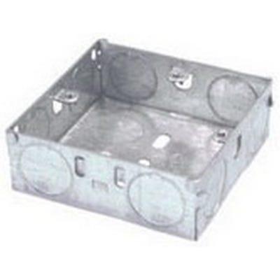 1 Gang 47mm Metal Back Box
