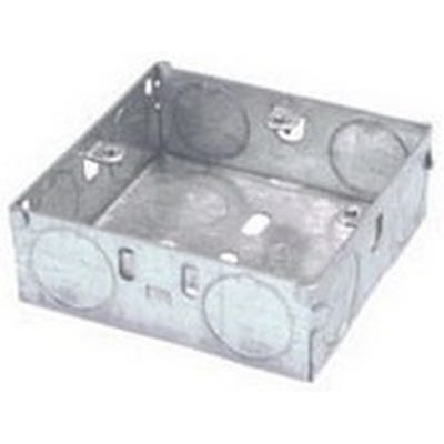 1 Gang 47mm Metal Back Box