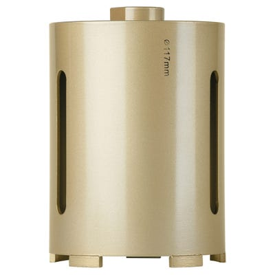 OX Spectrum Plus 107mm Gold Dry Diamond Core Bit