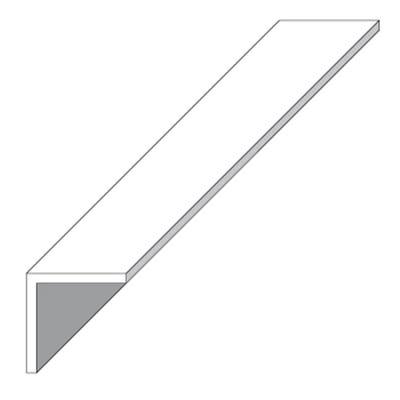 Aluminium Angle Equal Sides 23.5mm x 2.5m