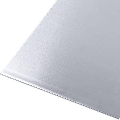 Natural Aluminium Sheet 120mm x 1m