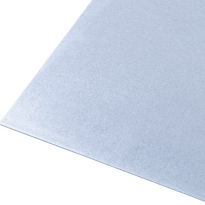Galvanised Sheet 120mm x 1m
