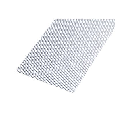 Steel Stretched Perforated Sheet 300mm x 1m