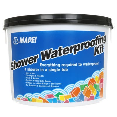 Mapei Shower Waterproofing Kit 5Kg