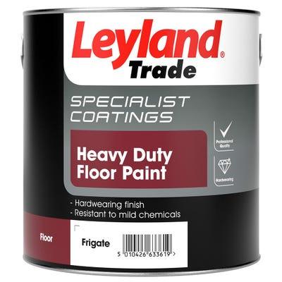 Leyland Trade Heavy Duty Floor Paint Frigate