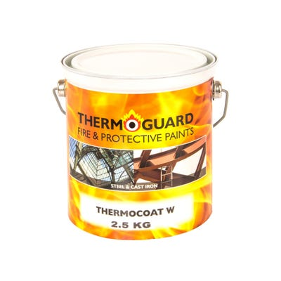 Thermoguard Thermocoat W Steel Intumescent Paint