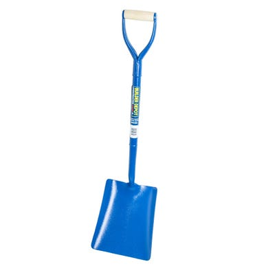 Draper Solid Forged Square Mouth Shovel Contractor Plus