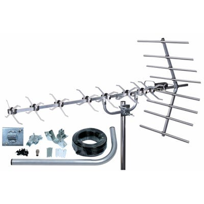 48 Element Digital TV Aerial Kit - 4G Ready