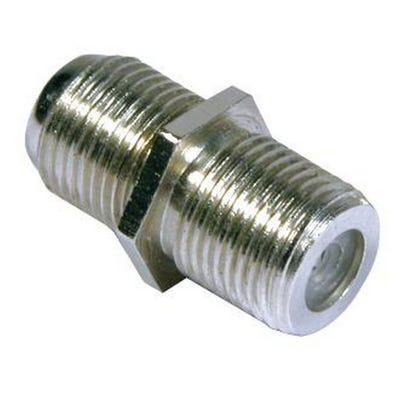 F To F Socket All Metal F Coupler