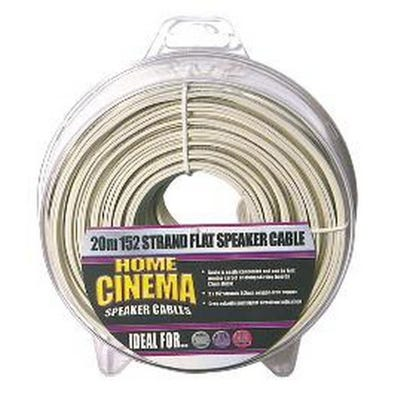 79 Strand OFC Speaker Cable 20m Roll