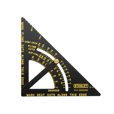 Stanley 170mm Adjustable Quick Square