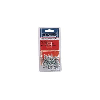 Draper 3.2mm x 5.2mm Rivets 14007