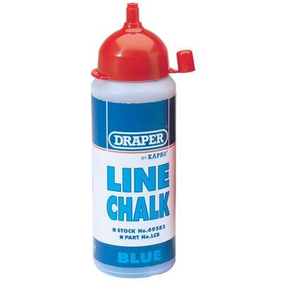 Draper 115G Line Chalk Blue 42967