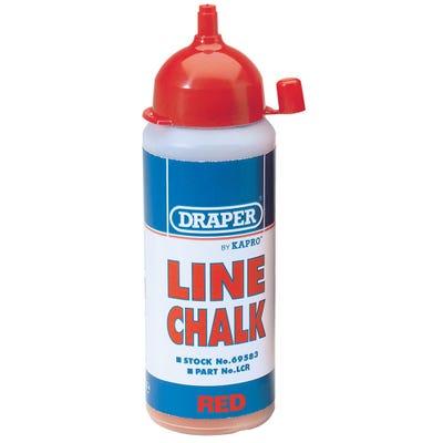 Draper 115G Line Chalk Red 42975