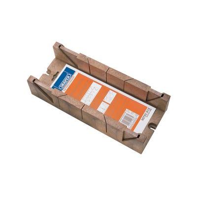 Draper Precision Mitre Box 360mm x 110mm x 60mm 10266
