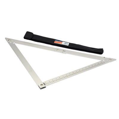Draper 600mm Folding Square 43761