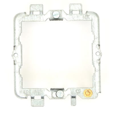 MK Grid Plus 2 Gang Mounting Frame K3702