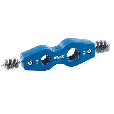 Draper Pipe Cleaner & Deburrer 15mm - 22mm 90003