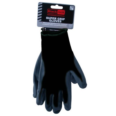 Blackrock Nitrile Super Grip Gloves L/XL