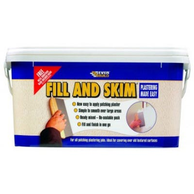 Everbuild Fill & Skim 5L