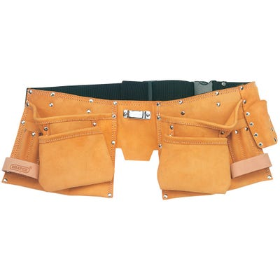 Draper Expert Double Leather Tool Pouch 72921