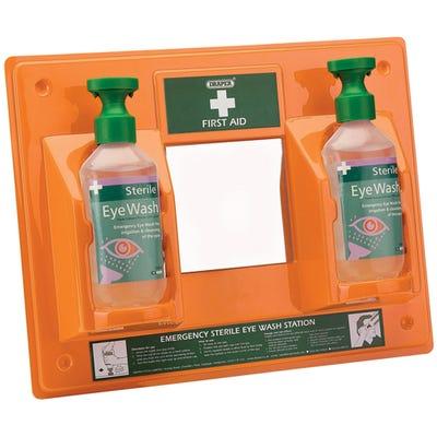 Draper Emergency Eye Wash Station 81292