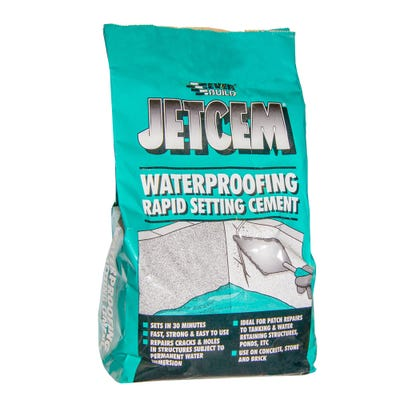Jetcem Waterproofing Rapid Setting Cement 3Kg