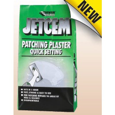 Jetcem Quick Setting Patching Plaster 6kg