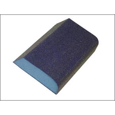 Foam Angled Fine Sanding Block