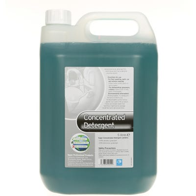Concentrated Green Detergent 5L