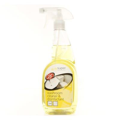 Washroom Cleaner & Disinfectant 750ml