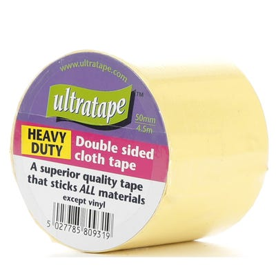 Ultratape Double Sided Tape 50mm x 4.5m