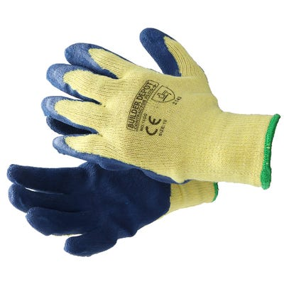 Contractor Plus Grip And Grab Builders Gloves