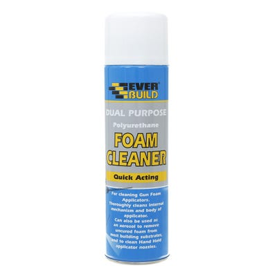 Everbuild Dual Purpose Foam Cleaner 500ml