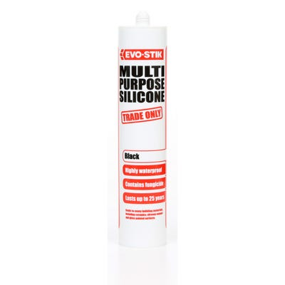 Evo-Stik Multi Purpose Silicone 310ml