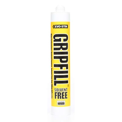 Gripfill Adhesive Solvent Free 350ml