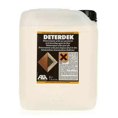 Fila Deterdek Acid Descaling Floor Cleaner 5L