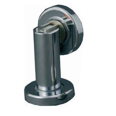 Magnetic Door Holder Chrome