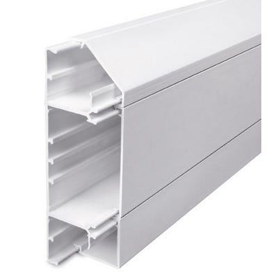 Skirting Trunking White 3m