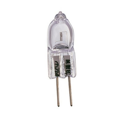 Clear 20W G4 Capsule Bulb Low Voltage M47 UV Block