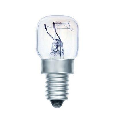 Clear 25W Oven Bulb SES/E14