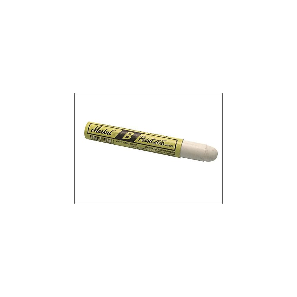 crayon NEW Markal Builders Yellow Marker Weather resistant fade-resistant