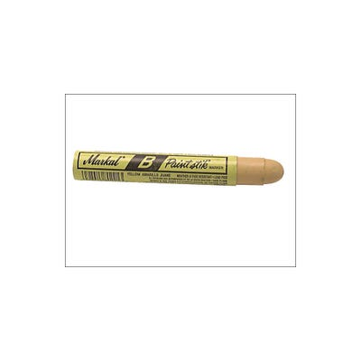 Markal Paintstick Cold Surface Marker Yellow