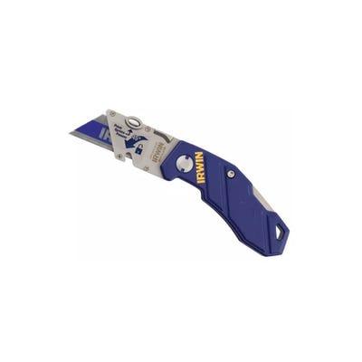 Irwin Folding Trapezoid Blade Knife